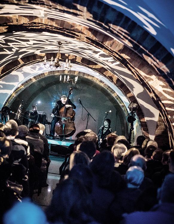 koncert z udziałem publiczności