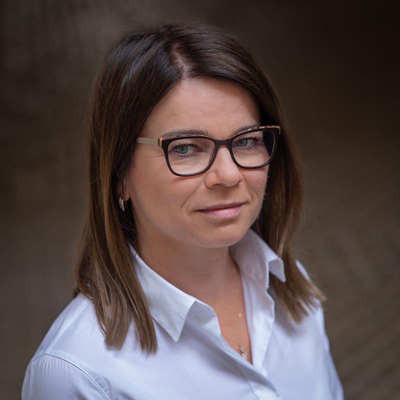 Anna Okapiec, główna księgowa Centrum Myśli Jana Pawła II