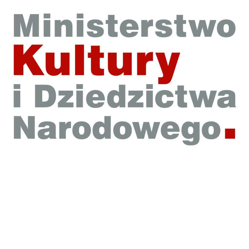 Ministerstwo Kultury - logo