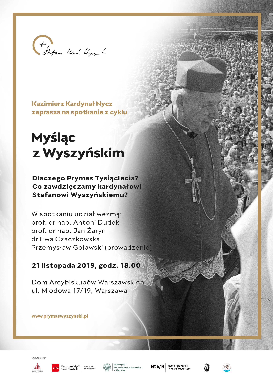 Myśląc z Wyszyńskim