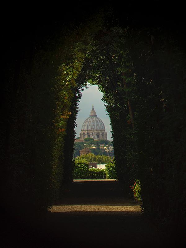 Kopuła Bazyliki w Watykanie
