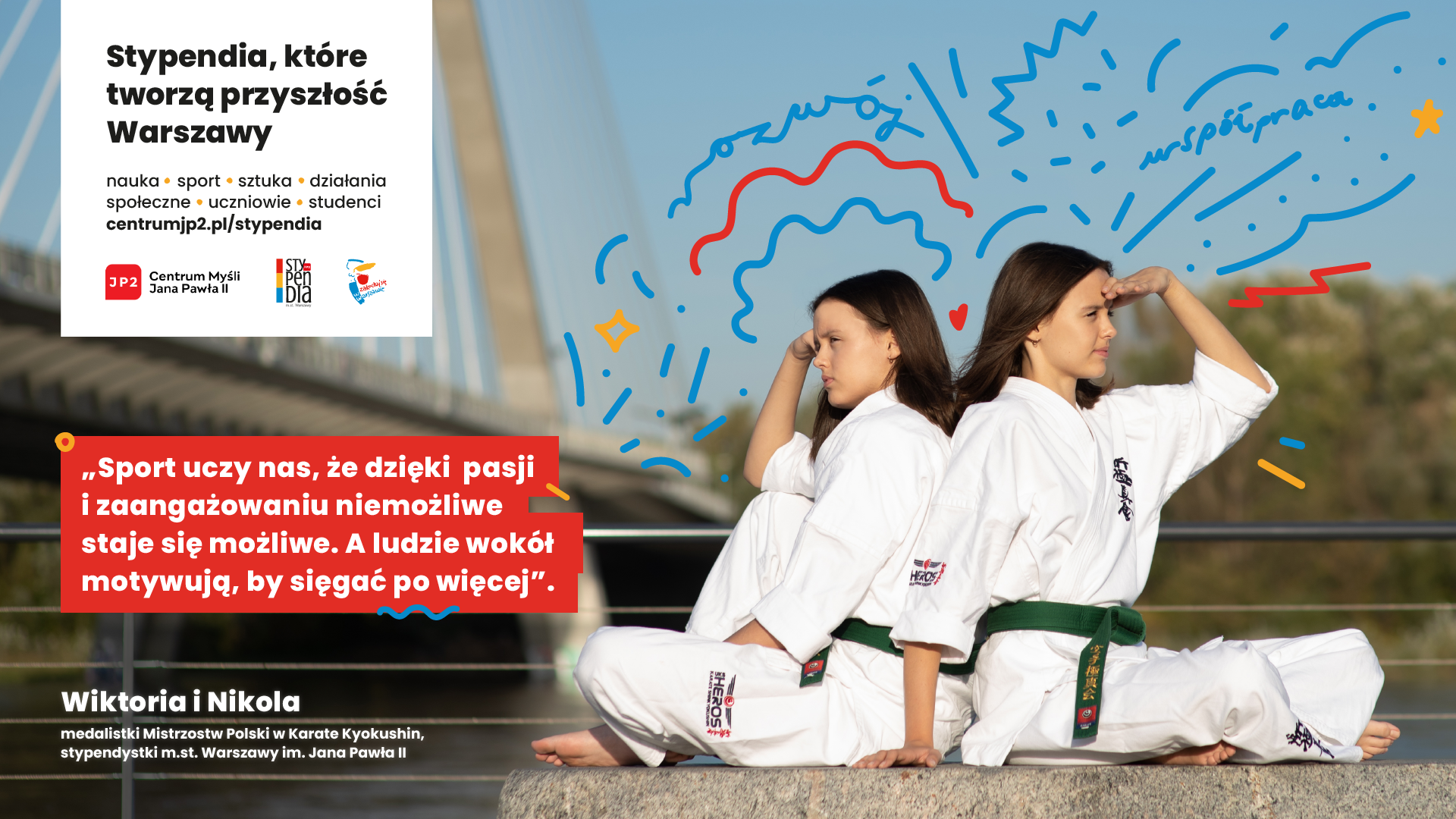 plakat kampanii informacyjnej