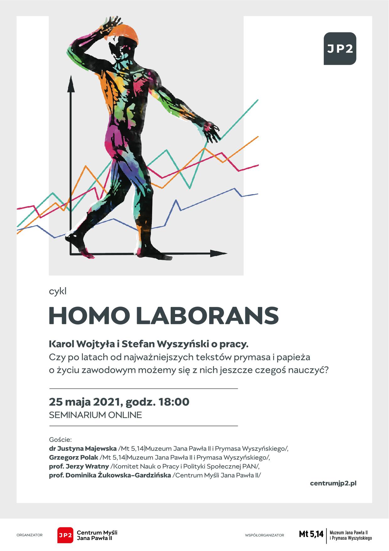 napis homo laborans seminarium online 25 maja 2021 godz. 18